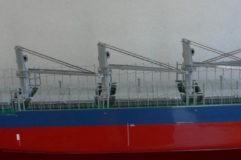 バラ積貨物船コンラド号 バルク船