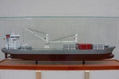 コンテナ運搬船
